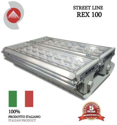 Lampada LED REX 100 (49€)