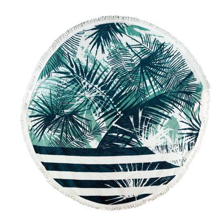 Toalha de Praia redonda