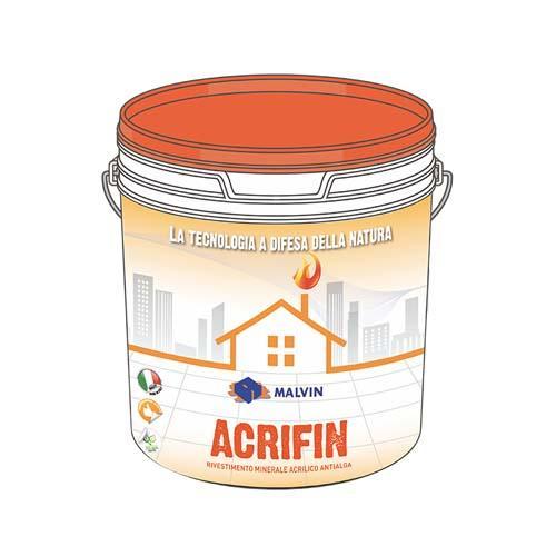 ACRIFIN Rivestimento minerale acrilico