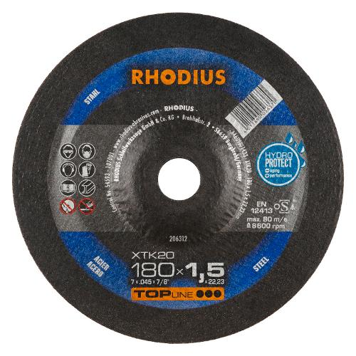 Extra-thin cutting discs