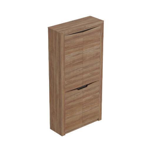 """Entrance Wardrobe 2Dv """"Sorento"""" Oak Stiling"""