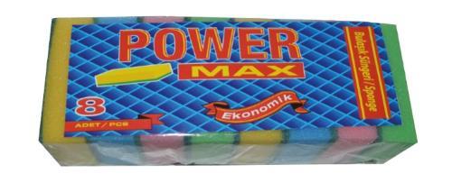 10' Eco-Flat Scouring Sponge