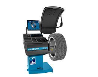 Equilibradora de ruedas