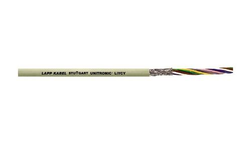 screened data transmission cable
