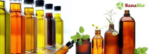 vegetable / essential oils