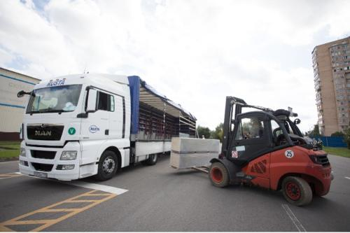General cargo transportation