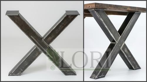 METAL LEGS FOR TABLES
