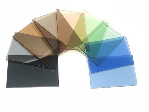 4-12mm Tinted Float Glass