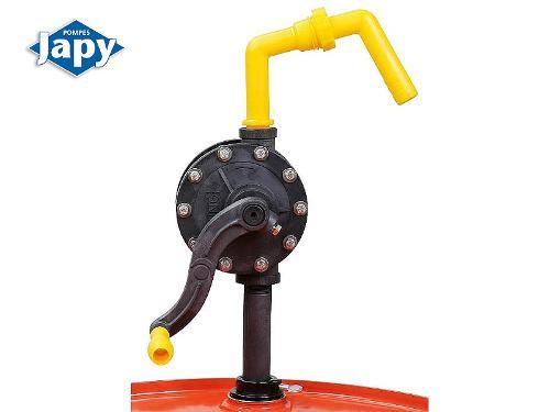 Manual rotary pumps