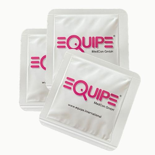 Swipe up gel in cards