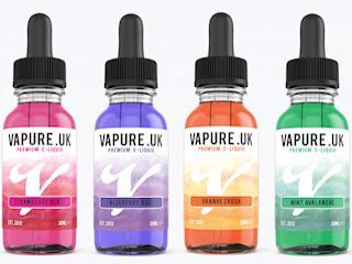 E-liquid Refill Labels