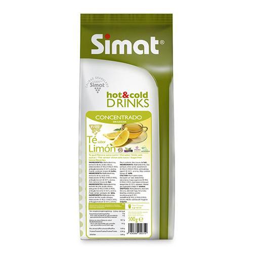 Té concentrado sin azúcar – Limón