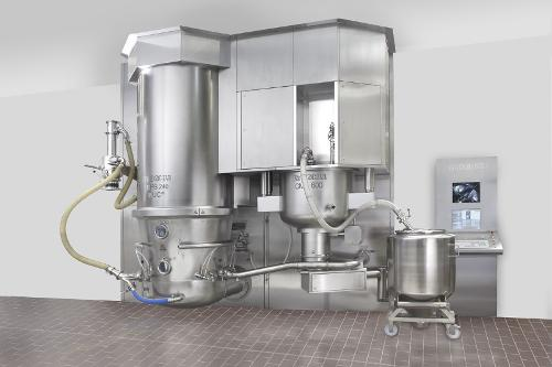 Compact Granulation System – Bfs And Gma