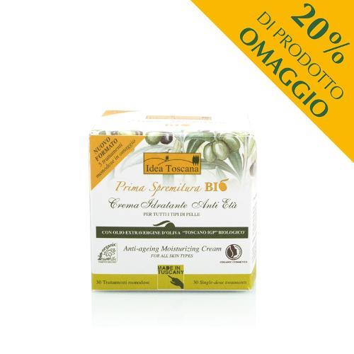 Crema Idratante Anti Età 60ml