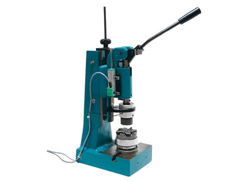 Measure & Test Devices Force-displacement monitored hand presses