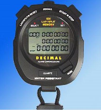 chronomètre decimal 10500