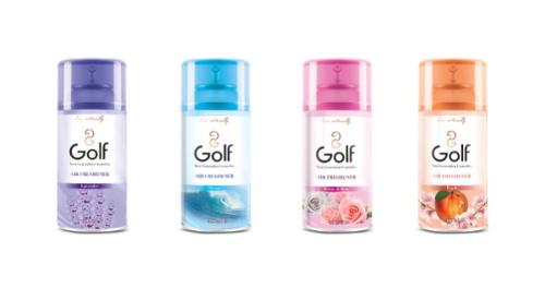 Golf Air Freshener Aroma Therapy