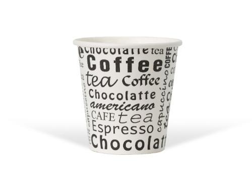 6 Oz (165 ml) Paper Cups Single Wall
