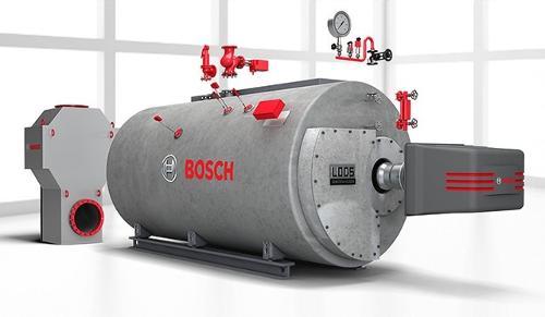 Bosch - Modernización de plantas de calderas