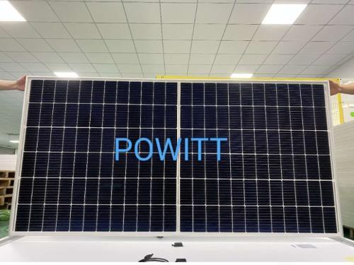 Powitt half cell mono 450W