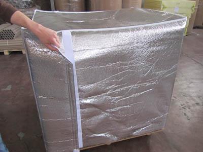 Coperte termiche per pallet