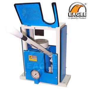 Hydraulic Biscuit Cutter cum Bangle Design Die Press