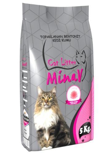 MinaV Kedi Kumu %100 Doğal Bentonit