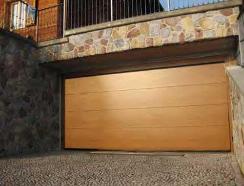 Porte Sezionale garage Como