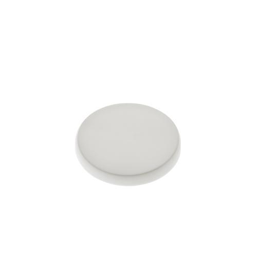 24 Capsules en PVC blanches