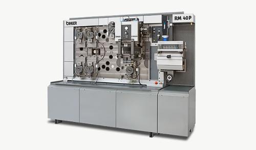 Multi-slide machine - RM 40P