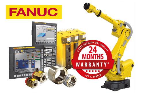 Fanuc Cnc Systems & Industrial Robots