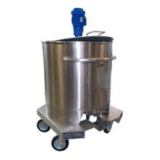Tanque de armazenamento e/ou mistura - 6,45HL