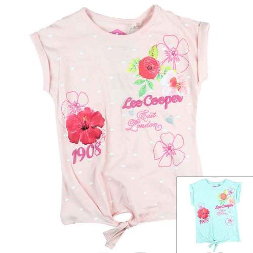 Wholesaler T-shirt licenced Lee Cooper kids
