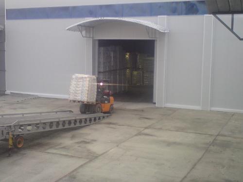Складское хранение грузов, услуги  3PL
