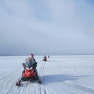 Snowmobile Tour – Winter Kizhi:  2 days/1 night
