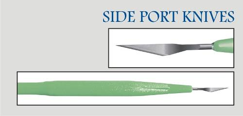 Sideport Knives
