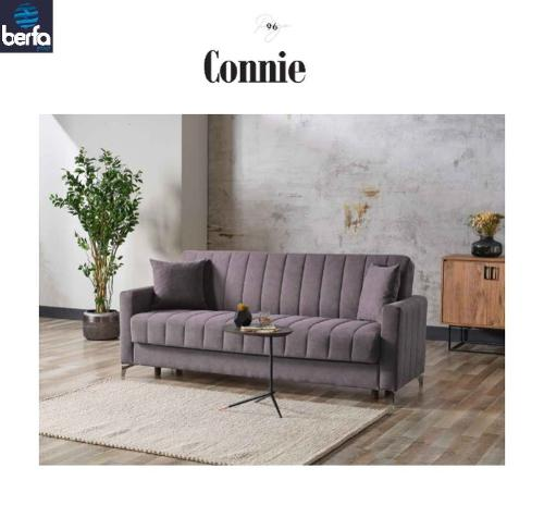 Sofabeds high quality large leather home luxury Italian mode