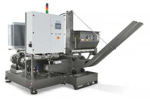 RUF metal press