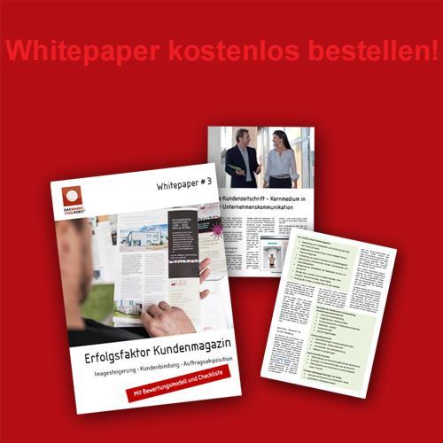 WHITEPAPER KUNDENMAGAZIN
