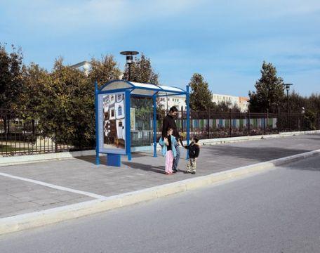Station Bus Lot