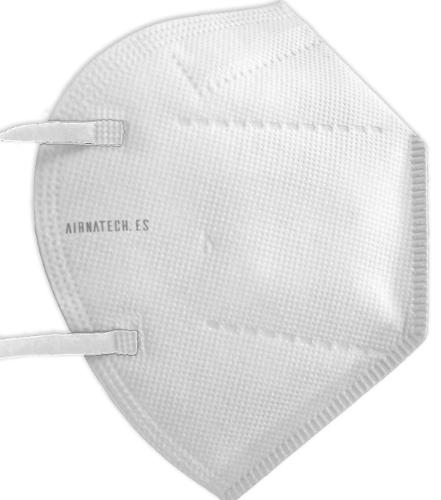 Mascarilla higiénica Plus Reutilizable BLANCA