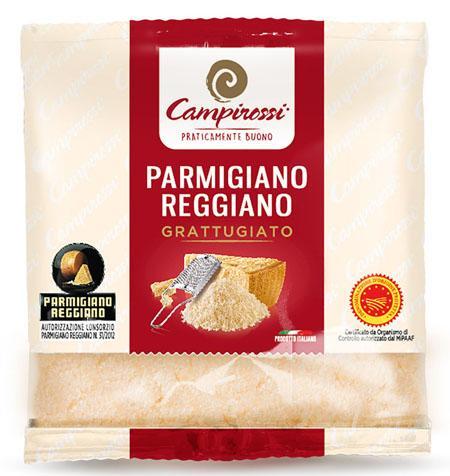 Bustina monodose 20g Parmigiano Reggiano grattugiato