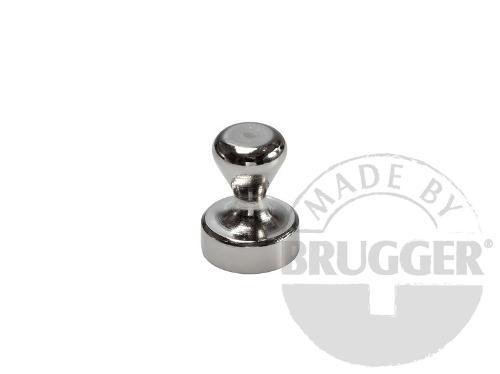 Organisation magnets with handle, Neodymium (NdFeB)