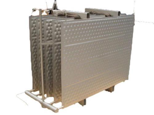 Pillow plate heat exchanger