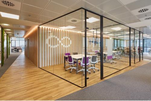 styleSPACE mamparas para oficinas