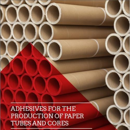 Adhesives For The production Of Paper Tubes And Cores