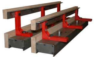 BGW-Grundschalung mit Holzbeplankung und Aufsatz