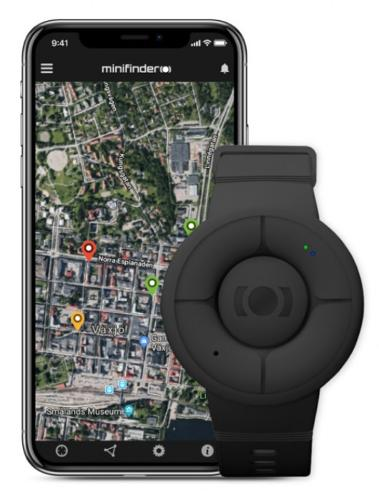 MiniFinder ® Nano GPS Tracker und Personenalarm