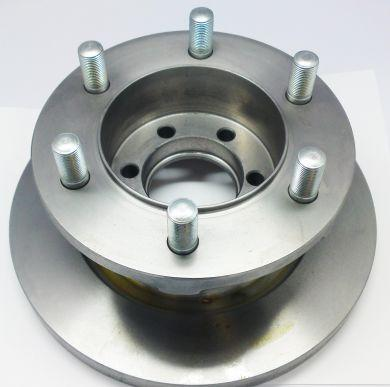 Iveco Daily 50c Front Brake Disc Rotors