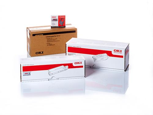 Original OKI supplies and spare parts
